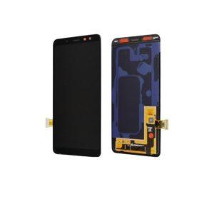Ecran Samsung Galaxy A8 2018/SM-A530F – Noir (Service Pack)