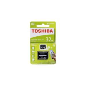 Carte micro SDHC UHS-I TOSHIBA 32 GB