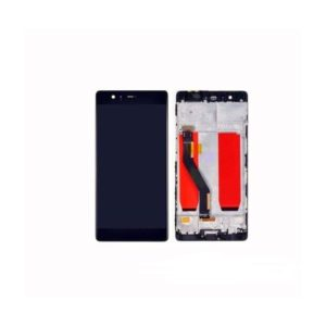 Ecran Huawei P9+ Noir (avec Châssis)