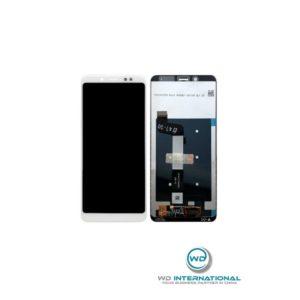 Ecran Xiaomi redmi Note 5 Blanc – Avec châssis (Reconditionné)