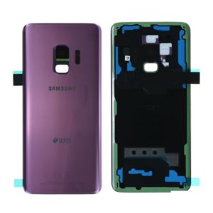 Back Cover Samsung S9 Single Sim – Violet (original-service pack)