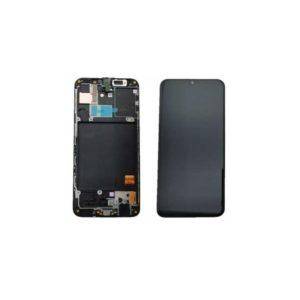 Ecran Samsung Galaxy A40 (SM-A405) Noir – Service Pack