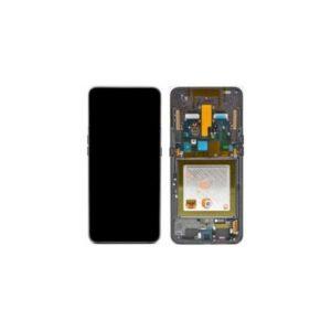 Ecran Samsung A80 Noir – (Service Pack)