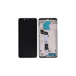 Ecran Xiaomi Redmi Note 5 Noir –  Avec chassis (Reconditionné)
