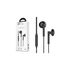 Ecouteurs Hoco M53 Noir 3.5mm Micro