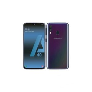 Téléphone Samsung Galaxy A40 (4GB/64Gb) Noir – NEUF