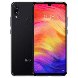 Téléphone Xiaomi Redmi Note 7 4Go/64Go Noir Grade A