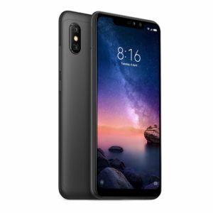 Téléphone Xiaomi Redmi Note 6 PRO – 4Go/64Go Noir Grade A