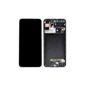 Ecran Samsung A30S Noir (A307G) – Service Pack