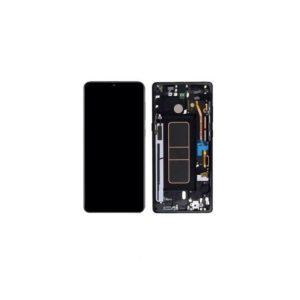 Écran Samsung Galaxy A10s Noir – Service Pack