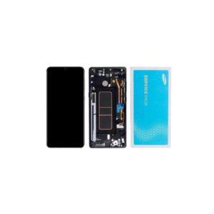 Ecran Samsung Galaxy A71 (SM-A715) Noir – Service Pack