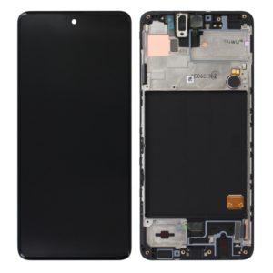 Ecran Samsung Galaxy A51 (SM-A515) Noir – Service Pack