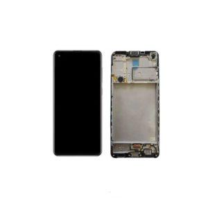 Écran Samsung A21S (SM-A217) Noir – Service Pack