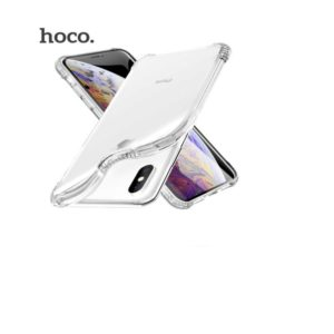 Coque Hoco Crystal clear Iphone XS max – Transparent