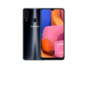 Téléphone Samsung Galaxy A20S Noir 32Go Neuf