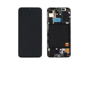 Écran Samsung Galaxy A31 Noir – Service pack